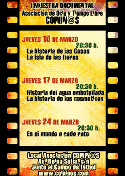 Muestra Documentales Coin