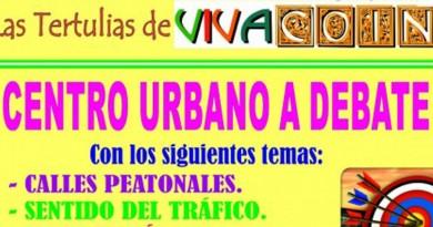 El Centro Urbano de Coín a debate con VivaCoín
