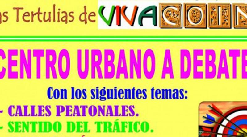 Centro urbano de Coín a debate